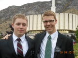 Elder Weeks and Elder Ririe