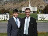Elder Weeks and Elder Kimball