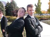 Elder Ririe and Elder Weeks
