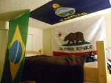 My flag setup
