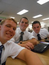 Elder Bush, Elder Nelson and Me