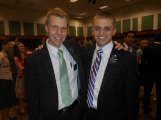 Elder Frazier (EFY Roommate) and Me