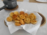 Potato Smilies our Ward Mission Leader's wife made us!