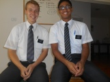 Elder Melo and me